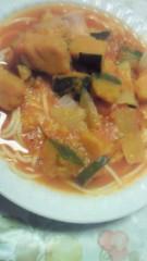 相川イオ 公式ブログ/お料理できた〜 画像1