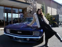 相川イオ 公式ブログ/相川イオの外車に夢中コーナー☆ 画像1