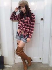 相川イオ 公式ブログ/今日の私服★ 画像1