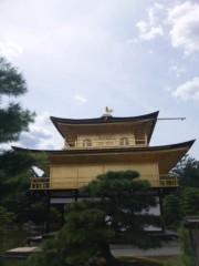 相川イオ 公式ブログ/金閣寺なう 画像1