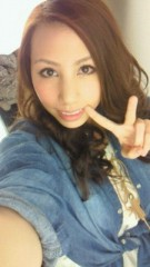相川イオ 公式ブログ/髪の毛まきまき〜★ 画像1