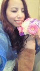 相川イオ 公式ブログ/お花いっぱい 画像1