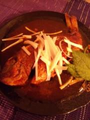 相川イオ 公式ブログ/魚料理☆ 画像1