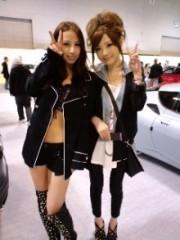 相川イオ 公式ブログ/イオの外車大好きコーナー♪名古屋オートトレンド編 画像2
