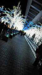 相川イオ 公式ブログ/イルミネーション 画像3