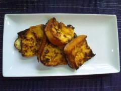 相川イオ 公式ブログ/簡単レシピ★カボチャスープトースト 画像1