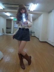 相川イオ 公式ブログ/すっかり春コーデ 画像1