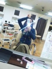 相川イオ 公式ブログ/美容院なう 画像1