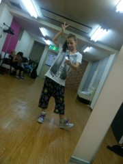 相川イオ 公式ブログ/ダンスなう 画像2