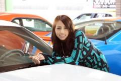 相川イオ 公式ブログ/年末も外車 画像1