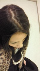 相川イオ 公式ブログ/髪の毛染めたよ〜 画像2