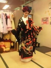 相川イオ 公式ブログ/和服の女性は好きですか? 画像2