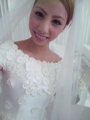 相川イオ 公式ブログ/ウエディングドレス撮影おついぇあー★ 画像1