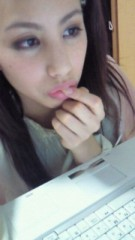 相川イオ 公式ブログ/お休み前に・・・・ 画像3