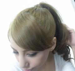 相川イオ 公式ブログ/ポニーテール♪ 画像3
