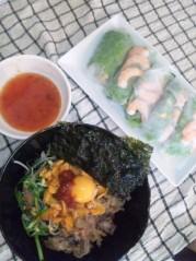 相川イオ 公式ブログ/手作り料理♪ 画像1