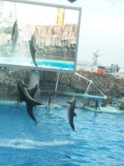 相川イオ 公式ブログ/水族館! 画像1