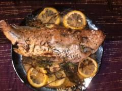 相川イオ 公式ブログ/イタリアン★魚料理! 画像1