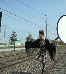 相川イオ 公式ブログ/撮影おっつー 画像2
