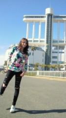 相川イオ 公式ブログ/名古屋港 画像2