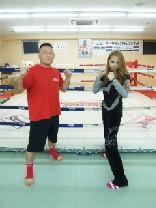 相川イオ 公式ブログ/キックボクシングジム!!! 画像1