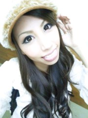 相川イオ 公式ブログ/金髪?黒髪?茶髪? 画像3