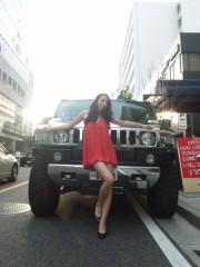 相川イオ 公式ブログ/ハマーでセレブ気分♪ 画像1