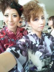 相川イオ 公式ブログ/浴衣ショー 画像1