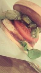 相川イオ 公式ブログ/ハンバーガー 画像1