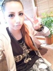 相川イオ 公式ブログ/カフェ〜♪ 画像1